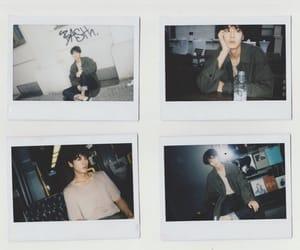 korean, memories, and polaroid image