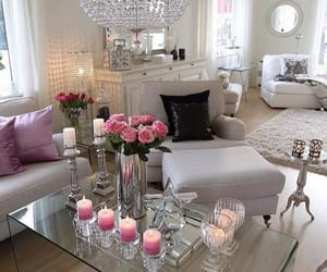chic, girly, and house goals image