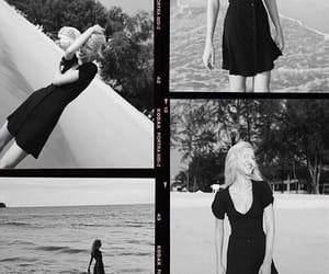 black, photography, and girl image