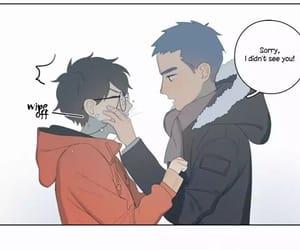 webtoon, here u are, and yuyang image