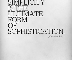 quotes, simplicity, and text image