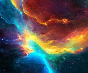 colors, galaxy, and galaxy's image