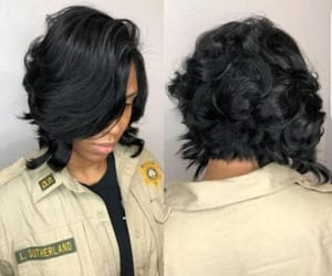 new hair cut image
