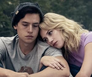 cole sprouse, bughead, and riverdale image