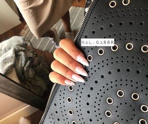 bag, femme, and nails image