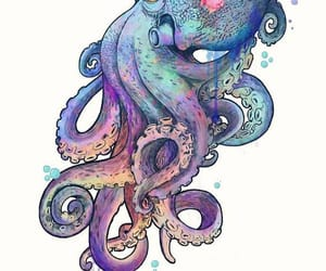 draw and octopus image