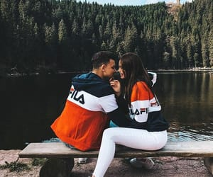 aesthetic, clothes, and couple image