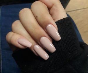 beauty, nails, and perfect image