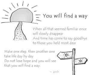 hope, motivation, and poem image