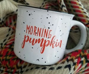 autumn, warm, and coffee image