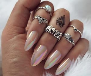 accessoires, art, and nails image