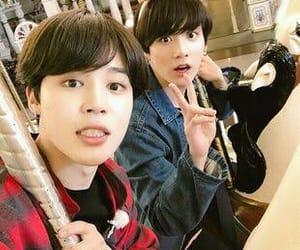 boys, jungkook, and jikook image