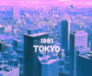 1981, purple, and aesthetic image