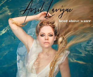 blond, single, and Avril Lavigne image