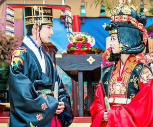 kdrama, queen and king, and yoo seung ho image