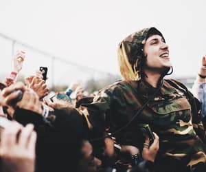 emo, frank, and my chemical romance image