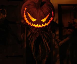 Halloween, horrible, and horror image