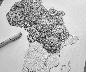 africa, amazing, and black and white image