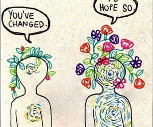 change, lifequote, and inspirational image