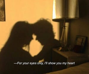 eyes, love, and heart image