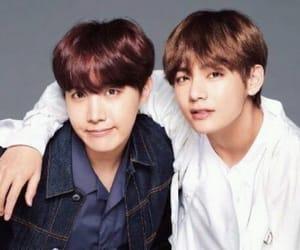 idol, bts, and taehyung image