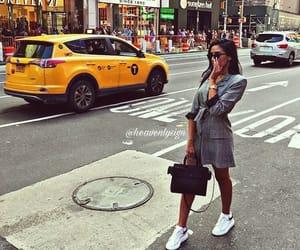 beautiful, fame, and fashion image