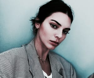 faded, model, and kendall jenner image