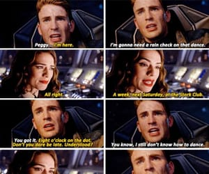 Captain America scene ♡ This one always makes me cry a little...