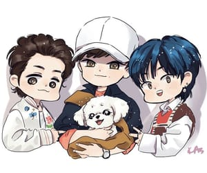 donghae, teuk, and elf image