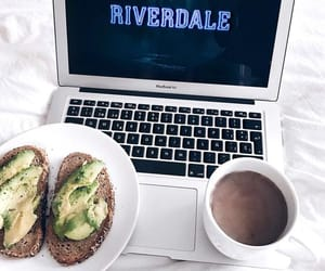 avocado, relax, and riverdale image