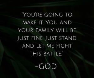 faith, family, and god image