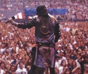 axl rose, concert, and Guns N Roses image