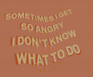 add, angry, and poetry image