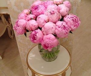 beautiful, pink, and peonies image