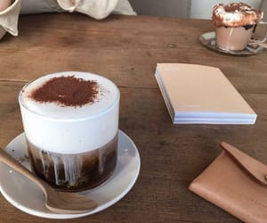 cacao, chocolate, and drink image