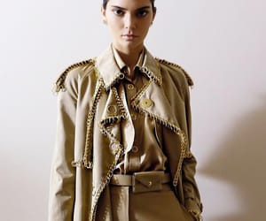 Burberry, fashion, and jenner image
