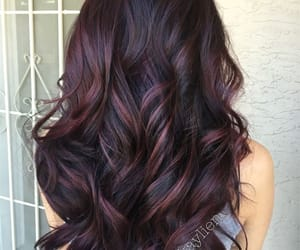 hair, hair goals, and hairstyle image