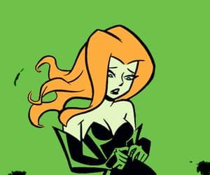 gif, poison ivy, and dc comics image