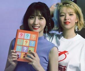 kpop, jeongyeon, and hirai momo image