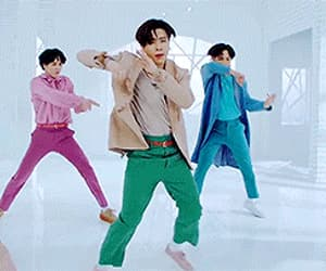 gif, JB, and kpop image