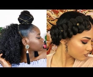 coiffure, hairstyles, and video image