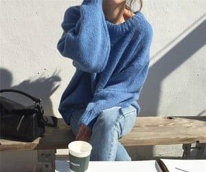 casual, kfashion, and aesthetic fashion image