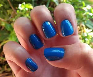 blue, coraline, and nails image