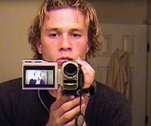 90s, heath ledger, and actor image