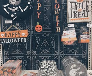 decorations and Halloween image