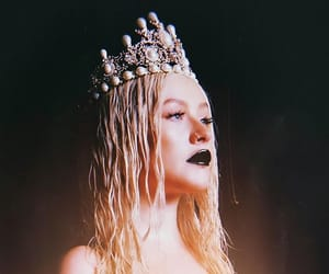 beauty, Queen, and christina aguilera image