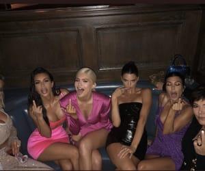 mood, kardashians, and baddies image