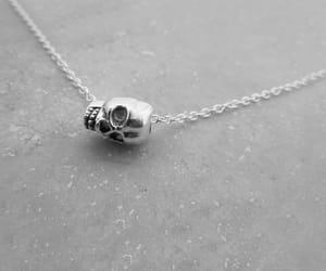 day of the dead, etsy, and necklaces image