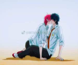 anime, tooru fujisaki, and bl image