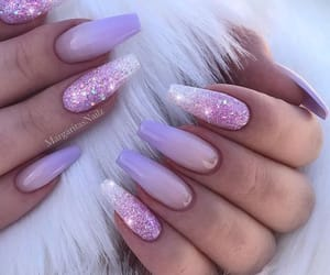 classy, nails, and pretty image